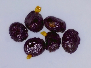 Pittosporum hosmeri seeds